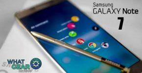 Samsung giới thiệu kỹ thuật quét mống mắt trên Galaxy Note 7
