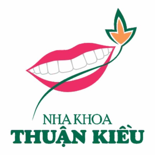 Logo Nha khoa Thuận Kiều được Bigsouth Brand thiết kế thể hiện rõ sự khác biệt, tạo sức thu hút lớn.