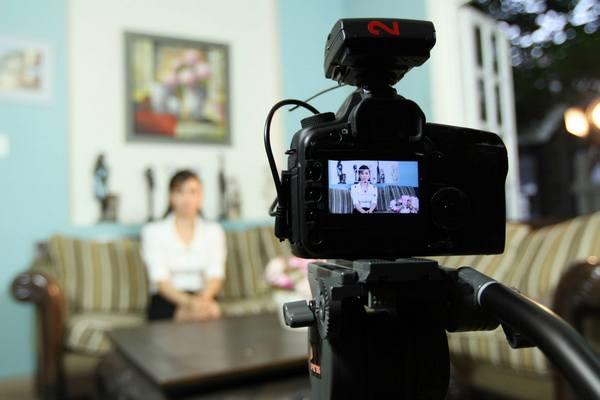 Quay phim giới thiệu doanh nghiệp hàng đầu tại Tp.HCM