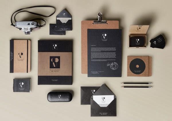 Một hệ thống nhận diện đẹp giúp nâng tầm thương hiệu.